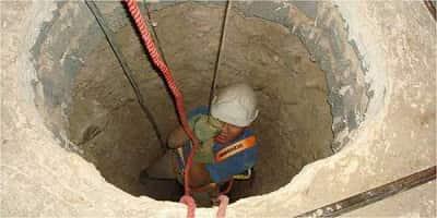 حفر چاه فاضلاب لواسان